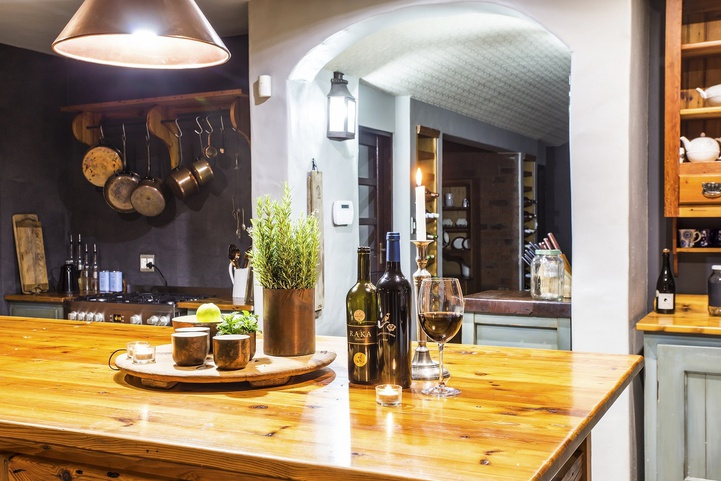 A luxury cooking experience in Mpumalanga